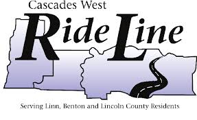 Cascades West Ride Line Logo