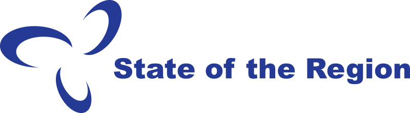 State of the Region Logo